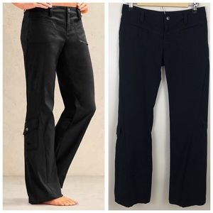 Athleta Cargo Hiking Outdoor Flare Dipper Pants